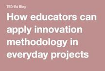 Education Innovation / Innovation in education is driving the future. Hop on board.