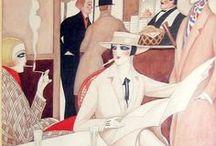 Gerda Wegener / Algunas de las obras de Gerda Wegener