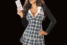 Halloween Costumes / Sexy Halloween costume will surely make your next Halloween or masquerade party a smash. Choose from an extensive list of sexy Halloween costumes for girls and women who enjoy going to public or private parties. Be sure to visit http://www.flirtylingerie.com/costumes.html for all kinds of Halloween accessories for virtually every occasion.