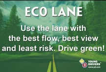 Fuel Efficiency / Go #green and get #eco driving. #Earth Day tips from driving school Young Drivers of Canada #fuelefficiency https://www.yd.com/Eco-Driving-Videos-and-Tips.aspx