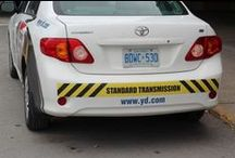#Toronto Driving School / Looking for the best driving school in Toronto?  Driving lessons in downtown Toronto, Bloor & Islington, Fairview Mall, Pape & Danforth, Yonge & Eglinton, Yonge & Sheppard.  Young Drivers of Canada https://www.yd.com/TorontoDowntown/default.aspx