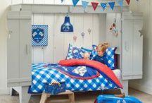 Babykamer of kinderkamer inrichten - Inspiratie, ideeën & tips / Wil je een babykamer of kinderkamer inrichten, maar weet je niet hoe? Laat je dan inspireren door de meubels en accessoires van Lief! en Leen Bakker.