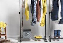 Opbergen: ideeën voor een opgeruimd huis / Bekijk hier onze ideeën en tips voor het handig en mooi opbergen van je kleding, speelgoed, tijdschriften en dergelijke.