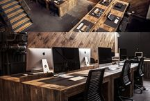 Office / Design Studio / by Sleepless Media