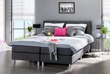 Een moderne slaapkamer - Design, inrichting & ideeën / Wil je een moderne slaapkamer, maar weet je niet hoe? Laat je inspireren door de interieur-, design- en inrichtingideeën van Leen Bakker.