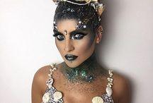 HALLOWEEN | MAKEUP & OUTFITS / Halloween makeup and outfit inspiration