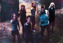 HARRY POTTER / by ∞♡Hayley♡∞
