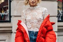 STYLE | WINTER FASHION / Winter fashion and style inspiration