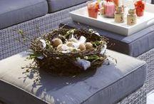Pasen / Hier vind je inspiratie, tips en ideeën voor een vrolijk Pasen. Alles om jouw huis helemaal in Paas-sfeer te brengen