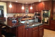 Kitchen remodel / Everyone loves a great kitchen!   Check out our work at http://www.classicconstructionext.com and get a free quote on your kitchen remodel in Richmond now. / by Classic Construction