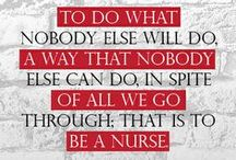 For the love of Nursing / What isn't this board about? / by Emma-claire Jean