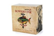 Bowery Stan's Tattoo Inks / Stan Moskowitz collaborated with Intenze to bring to you this very traditional, and essential, line of tattoo ink colors. Take a look at these great colors below.