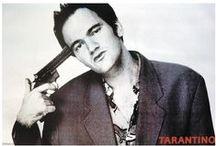 Tarantino /  Bei uns findest du die Poster und Filmplakate zu den Meisterwerken von Quentin Tarantino, dem verrückten und umstrittenen Genie. Ob Pulp Fiction Poster, der Tanzszene von Uma Thurman und John Travolta oder Kill Bill Poster im gelben Outfit – alle sind sie Kult!