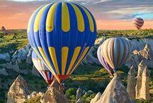 КАППАДОКИЯ / Поистине волшебное место для посещения, которое стоит увидеть, когда вы приехали на медовый месяц к нам в  Honeymoon Villa или приобрели недвижимость в Алании, Махмутларе. Очень красиво!