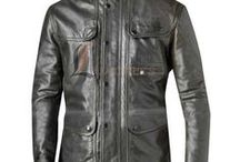 Terminator Genisys T800 Arnold Schwarzenegger Leather Jacket / LeathersJackets.com offers Terminator Genisys T800 Arnold Schwarzenegger Leather Jacket with free shipping.