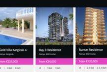 Недвижимость в Турции. / 3 из 5 иностранцев, которые заинтересованы в инвестировании в недвижимость в Турции, выбирают город Аланию. Алания- это динамично развивающаяся курортная зона  с высокой инфраструктурой, с богатой историей, со знаменитой турецкой кухней, знаменитыми пляжами и многим  другим. Много иностранцев уже выбрали Аланию для своего второго дома под солнцем.