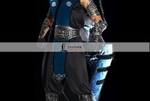 Mortal Combat X Sub Zero Costume on Sale / Leathers Jackets is offering Mortal Combat X Sub Zero Costume on Sale with free shipping. http://www.leathersjackets.com/mortal-combat-x-scorpion-costume.html