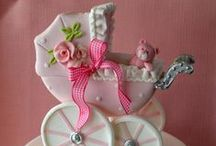 Baby Shower Cakes and Ideas / The most magical event in our life!