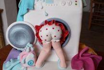 Cakes women / Feminine Crazy Pretty cakes