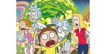 I ♥ Rick and Morty! / Everything Rick and Morty!