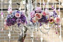 Chandeliers / I just love these things! / by Anna Von Hoene