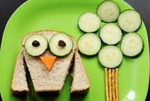 Lunchables & Silly Snacks / by Chantelle Smith