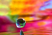 Colour me happy! / A kaleidoscope of colour / by Annie