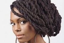 Beautiful Natural African Hair - Braids