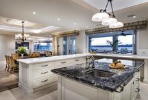Exotic Granite Kitchens / Exotic Kitchens!