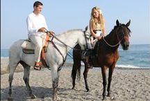 Fotografías en la Playa / Momentos románticos y con un aire diferente
