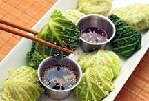 Recipes: Kohlrabi & Cabbage