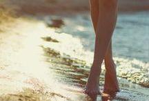 Everything beach / Everything beachy - sand, water, sun, & ice cream
