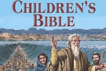 Children's Bibles / We carry many different children's Bibles at The Catholic Gift Shop. Whether you are shopping for an occasion such as a Baptism or First Communion, or for a special child you love, we will have the perfect children's Bible!