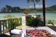 Take me away - Beauty retreats / Places to relax & escape to