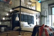 The Man Den / Dream rooms for Men
