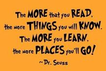Library Quotes & Sayings / Inspiring quotes and sayings. / by Cumberland County Public Library