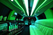 Limo services offered by Quest Limos / We offer wide range of limo services for your special day.