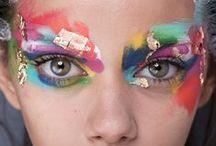 Makeup Inspiration / Makeup for shoots