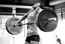 Crossfit / Inspiration and workout ideas