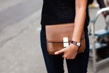 BAGS / Classic, simple, timeless.
