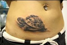 Tattoos Schildkröten Turtles