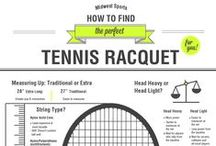 Tennis Tips + Ideas / Whether you are a beginner, an intermediate, or an advance player capitalizing on well-crafted tennis tips can significantly impact and enhance the foundation of your tennis techniques and skills. From forehands to backhands, serves to volleys, here are beginner's tips on how to play tennis for developing a solid foundation of the game. Discover tennis ideas and even cleaning tips here!