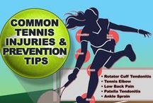 Tennis Fitness Tips + Foods / When you watch the game of tennis you can appreciate the power and strength players today have. In the fact matches can last anywhere from 30 mins to over 5 hours, and  you quickly realize that tennis players have to have extrordinary fitness, power and endurance.  A properly designed strength and conditioning program including speed, coordination, agility, flexibility, and endurance can help any player elevate his or her game to a new level.