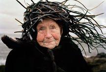 Hoezo oud? / Mensen op leeftijd, vitaal of kwetsbaar, maar altijd mooi.......