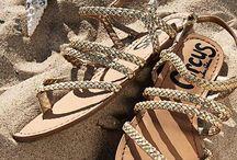 Slippers & sandaaltjes / Onmisbaar in zomeroutfit