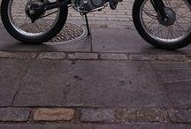 Moto une passion / Les moto route et moto cross