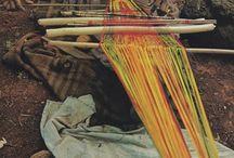 Szövés weaving