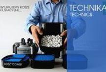 AquaTEC - TECHNIKA / Co potrzebuje każdy zbiornik? Nowoczesne rozwiązania w akwarystyce...
