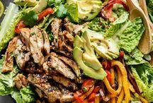 Salad Love / Salads & Dressing recipes