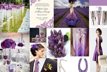 """African Violet / Become Romantic with African Violet in 2013 A """"Blissful Celebrations"""" Inspiration board. Dallas, Texas 469-442-0155 www.BlissfulCelebrations.com"""